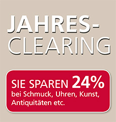 Jahres-Clearing